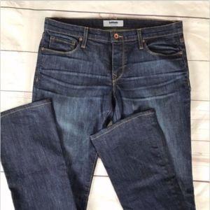 BALDWIN The Rose Bootcut Jeans Sz 31 Dark Wash